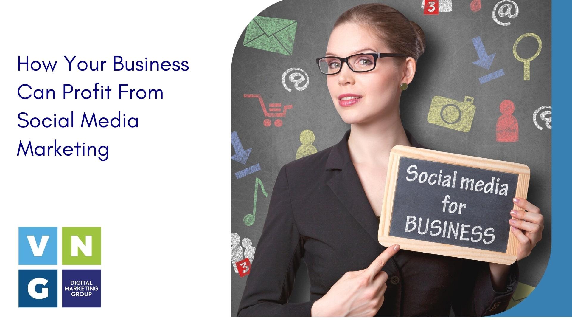 Αύξηση πωλήσεων μέσω του Social Media Marketing