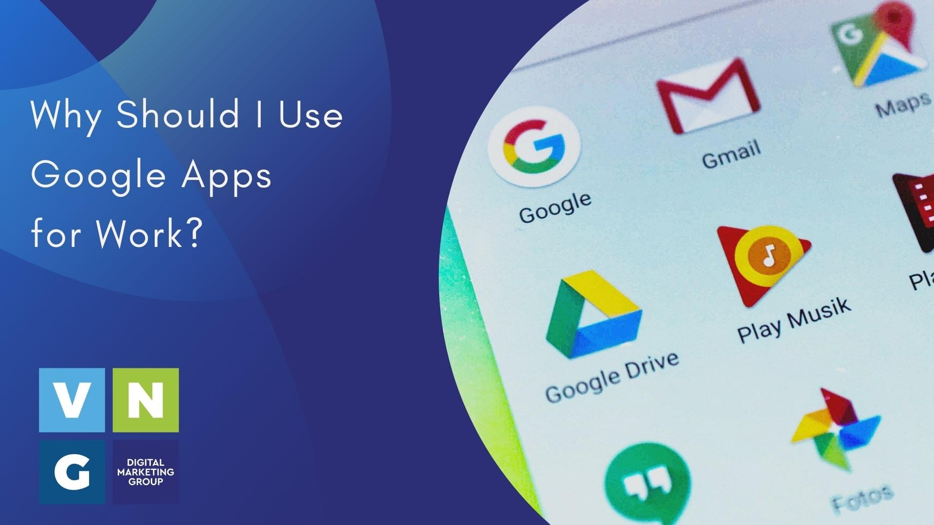 Τα οφέλη του γιατί να δημιουργήσετε το επαγγελματικό σας email μέσω Google Apps