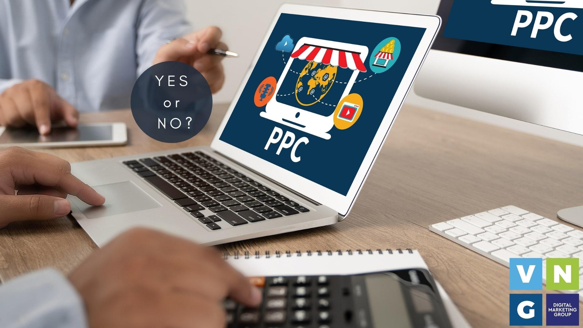 Ναι ή όχι στην πληρωμένη αναζήτηση στο digital marketing