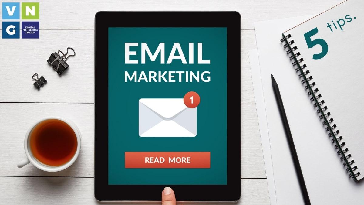 Συμβουλές για αποτελεσματικό email marketing