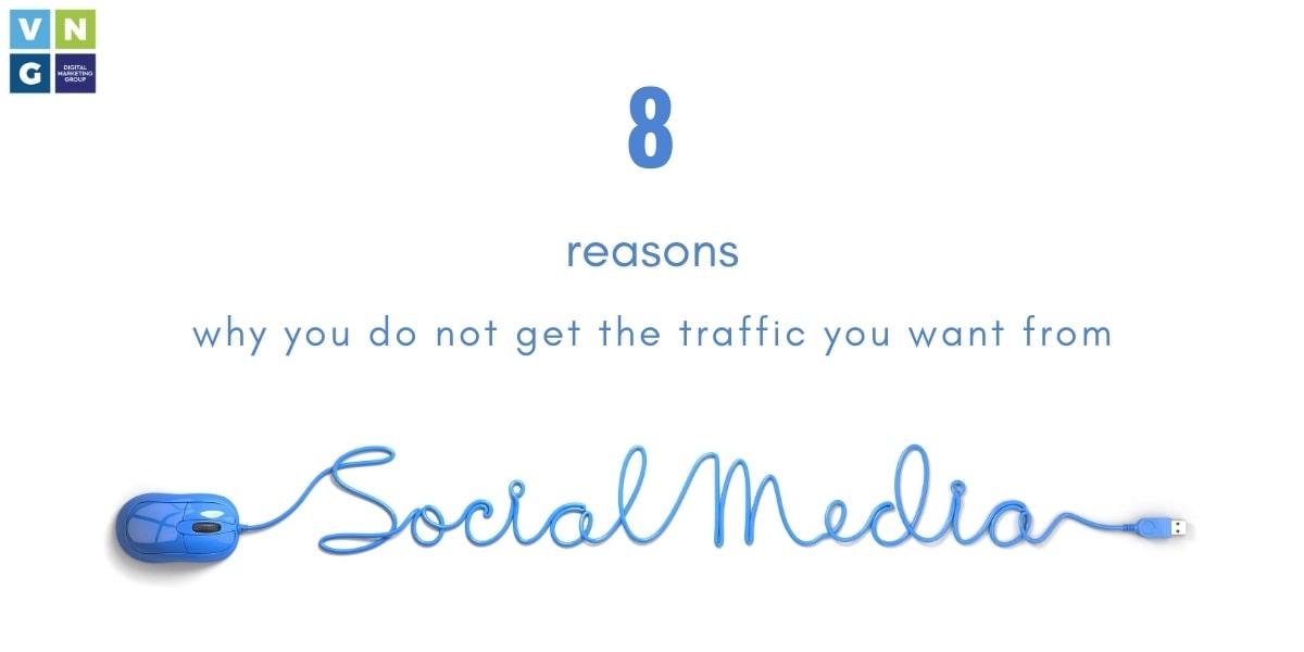 Για ποιο λόγο οι σελίδες σας στα Social media έχουν μικρή αλληλεπίδραση;