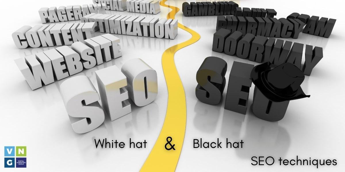 Οι τεχνικές White hat & Black hat SEO;