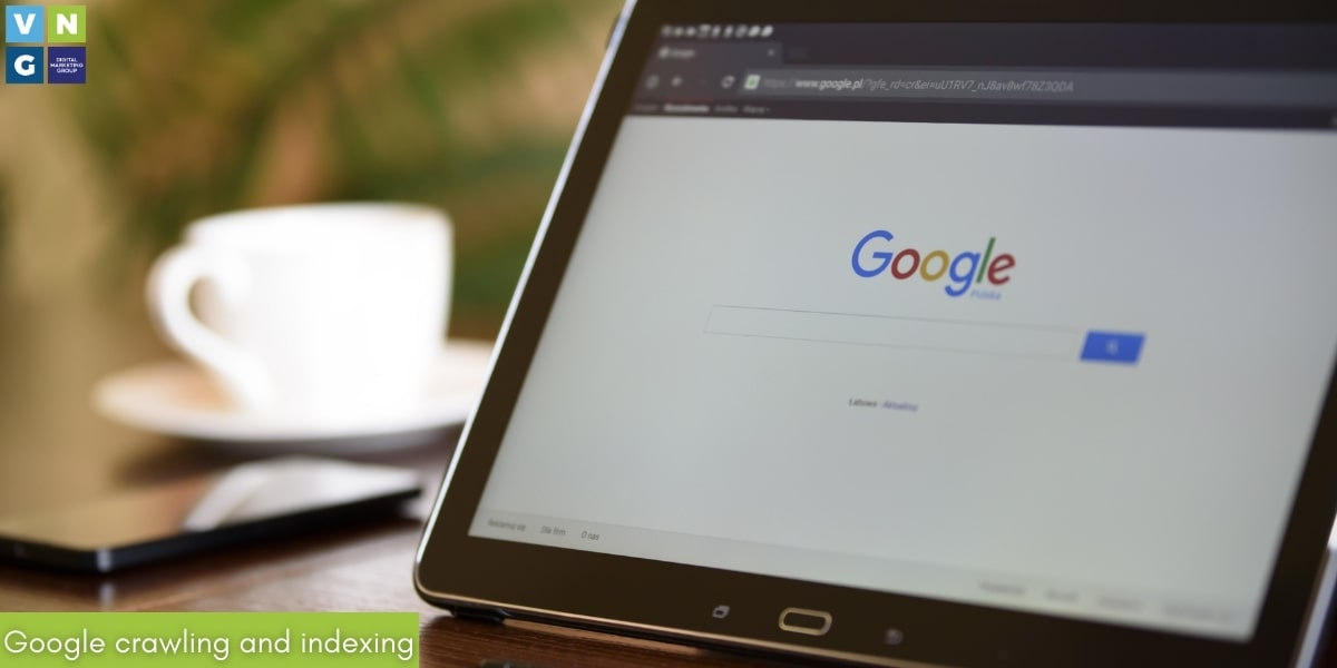 Google crawling και indexing
