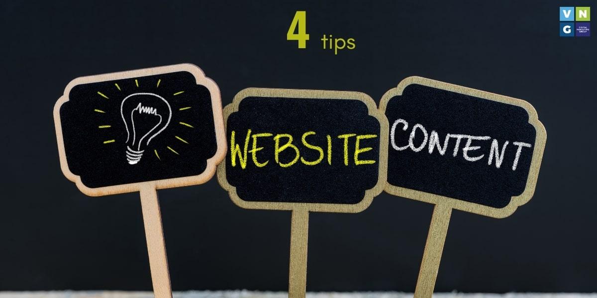 Tips για να αξιοποιήσετε το περιεχόμενο της ιστοσελίδας σας
